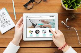 电商网站导航的设计应该怎样突出电商网站特点?