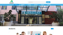 安康医院网站开发