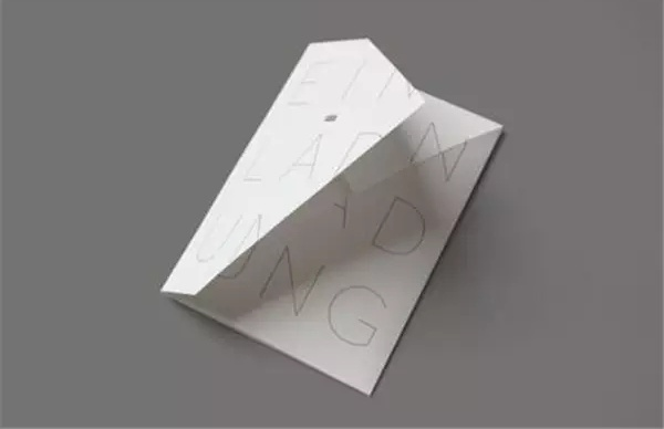 高端折页设计