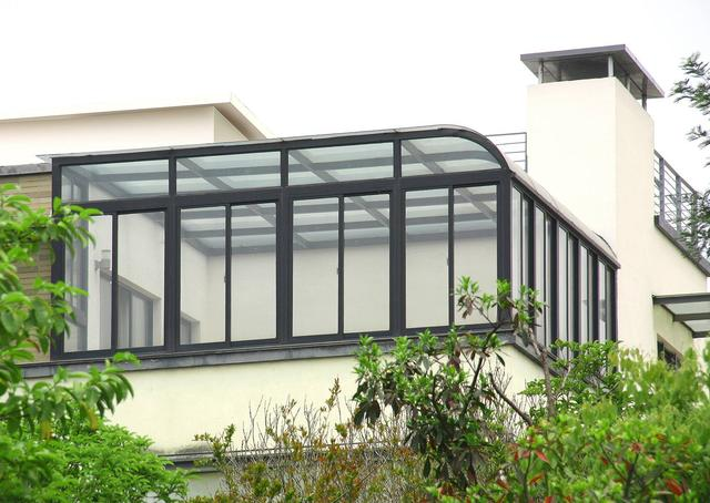 顶楼露台阳光房装修设计