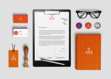 喜尚喜婚礼堂全新品牌策略及视觉设计方案