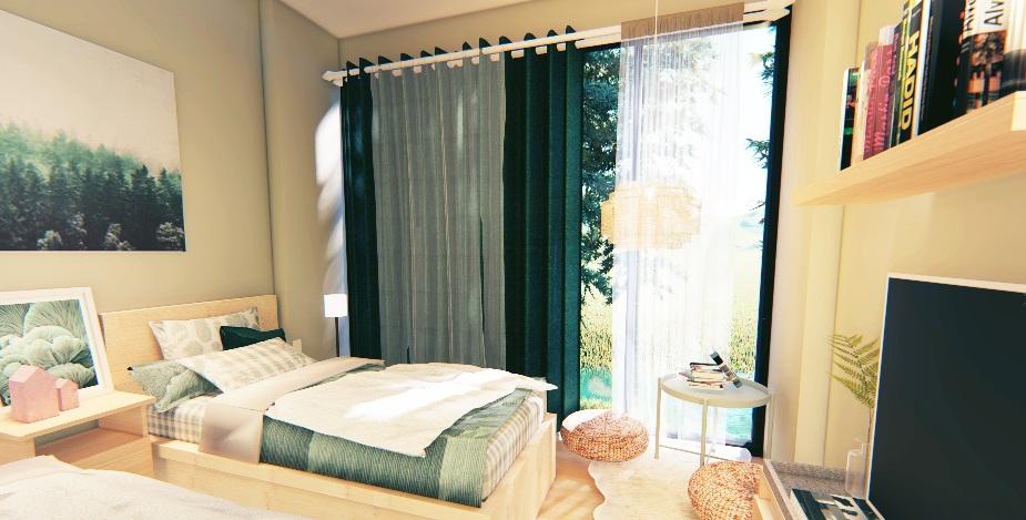 30平方米公寓酒店软装设计