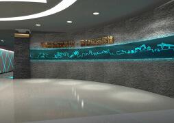 512地震救灾纪念展厅设计