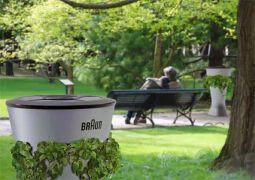 户外垃圾桶创意设计