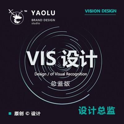 品牌全案设计/中大企业VIS统设计/VI定制设计