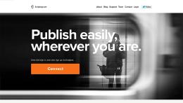 扁平化网站设计