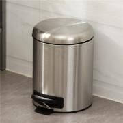脚踏式垃圾桶设计