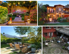 乡村庭院设计方法