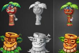 游戏ui中怎样设计界面风格