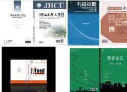 学术期刊封面设计