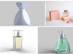 香水瓶包装设计