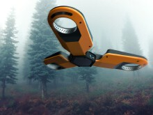 THE HUMLA FORESTRY DRONE林业无人机