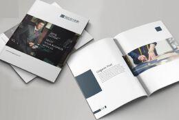 服装画册设计方法