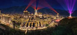 城市夜景设计方案