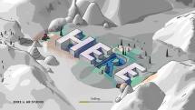 AR应用界面交互&3D模型场景创意设计
