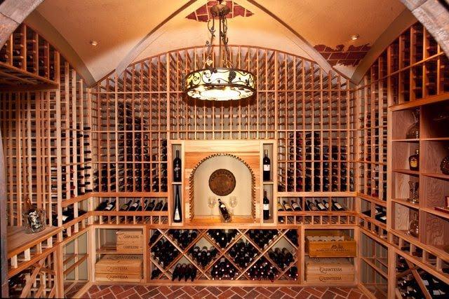 五种酒窖设计风格
