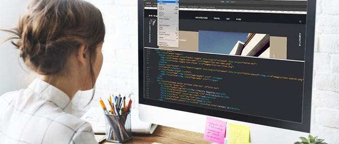 模板建站与网站开发,哪个更适合中小型企业建站?