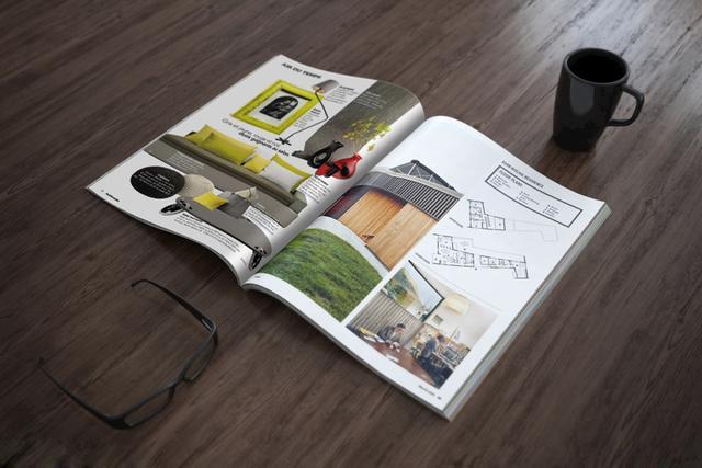 画册设计的三大要点