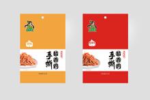 腊香鸡食品包装