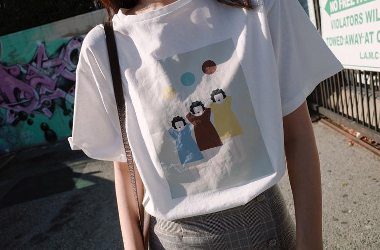 文化衫设计需注意事项
