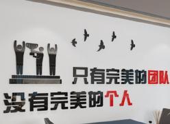 企业文化墙标语