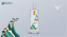 藏井坊酒业武夷山水创意包装设计