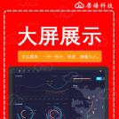 威客服务:[133957] 大屏展示,领导驾驶舱,仪表盘,BI项目,数据可视化,大数据大屏展示,大屏幕实时数据展示,居语科技