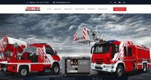 捷特动力网站设计开发