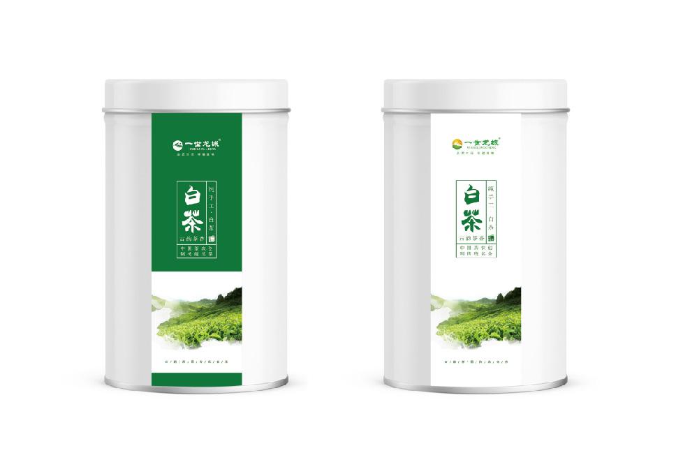 白茶-产品包装设计-效果图