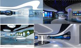 企业展厅怎么设计