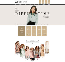 女装电商网页设计