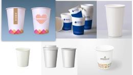 一次性纸杯设计的容量和尺寸是多少