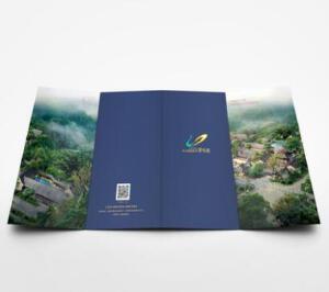 三折页设计传单dm单平面广告海报众包宣传彩页设计企业公司宣传册