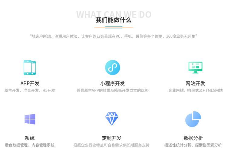 微信公众号开发微商城定制开发小程序开发软件开发微信公众号订阅