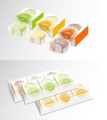 烘焙包装设计-高端定量盒的定制服务