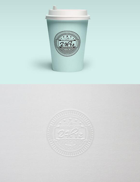 木托设计-纸杯设计