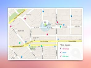 导航地图app开发这样玩,赶公交不再那么难
