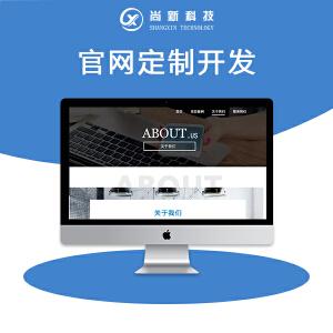 公司企业网站建设定制开发 官网信息化展示