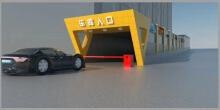 小区入口设计
