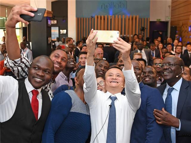 創業者必修課:馬云非洲創業者大賽上這些話一字千金
