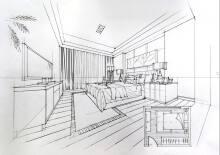 威客服务:[136444] 工装家装室内装修设计(效果图、施工图、市场参考报价等)
