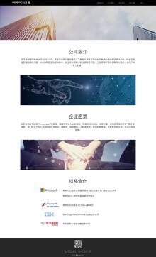 百之龙企业网站