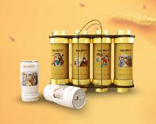 麦界-四大名著包装设计