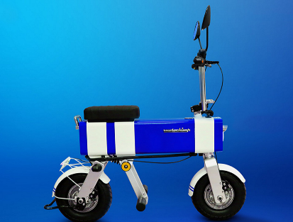 新潮电动自行车设计