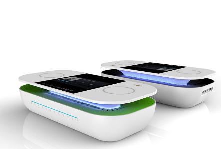 多功能无线充电器设计