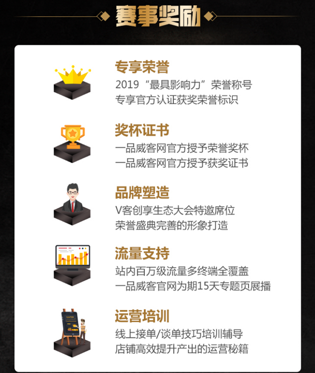 """一品威客網2019""""最具影響力服務商""""評選火熱開啟"""