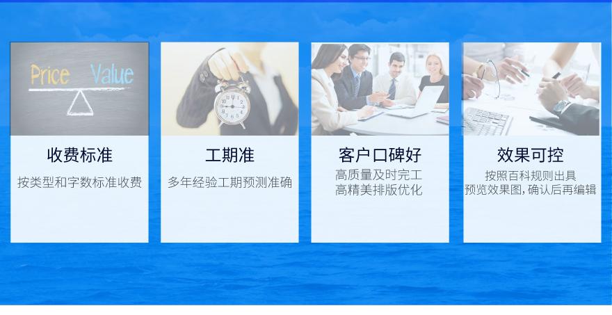 百度百科搜狗互动企业品牌人物APP360词条创建编辑修改包过