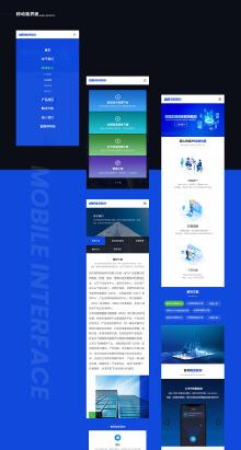 企业网站定制开发设计