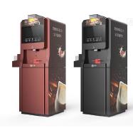 国际商务全自动咖啡机自助服务终端设计
