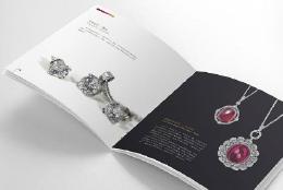 珠宝首饰产品画册设计关键点